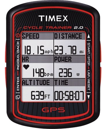 picture Cycle Trainer 2.0 GPS + HRM