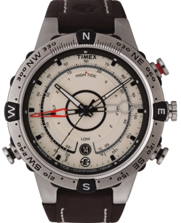 picture Intelligent Quartz Tide/Temp/Compass Outdoorhorloge