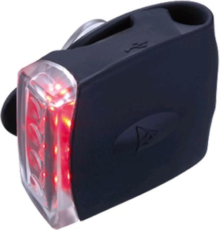 picture RedLite DX USB Achterlamp Zwart