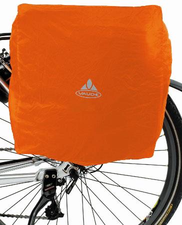 picture Regenhoes voor fietstassen