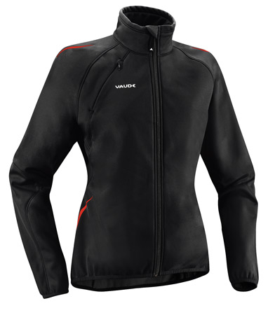 picture Crims Softshell Jacket Black Dames