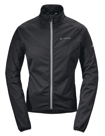 picture Matera Softshell II Fietsjack Black Heren