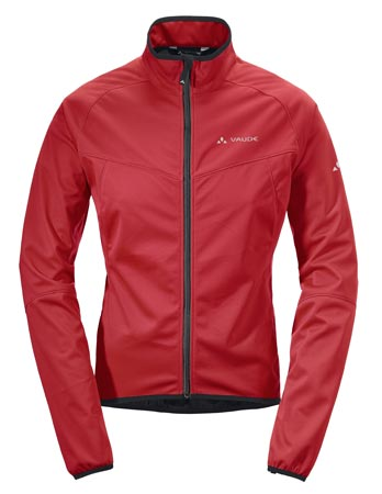 picture Matera Softshell II Fietsjack Red Heren