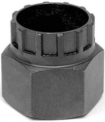 picture FR-5 Cassette borgring/Centerlock afnemer zonder geleidepen