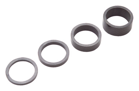 picture Spacers Carbon (4 stuks)