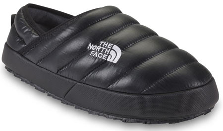 The North Face NSE Traction Mule Sloffen Black Shiny/Black Heren