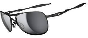 picture Crosshair Matte Black/Black Iridium Zonnebril