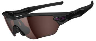 picture Radar Edge Polished Black/OO Grey Polarized Dames Zonnebril
