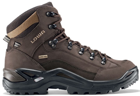 Renegade GTX Mid Coffee/Brown Heren Wandelschoen