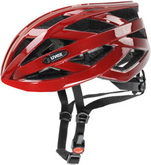 picture I-vo Race Red Fietshelm