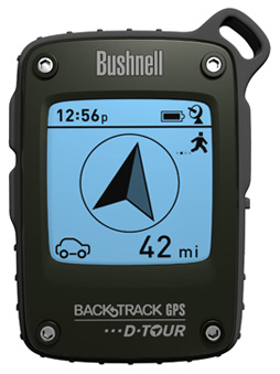 Bushnell Backtrack D-Tour Green GPS