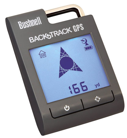 Bushnell Backtrack Point-3 GPS