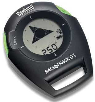 Bushnell Backtrack Original G2 GPS Zwart/Groen