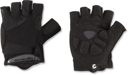 Gel Gloves Black Heren