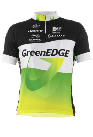 picture GreenEdge Cycling Fietsshirt 2012