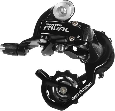 picture Rival Achterderailleur 10-speed