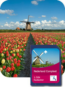picture Topo Nederland Compleet Active 10 Plus Serie