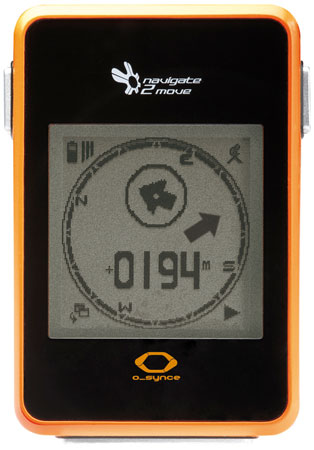 O-Synce NAVI2move GPS