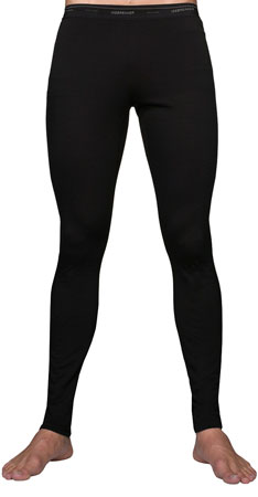 picture Bodyfit 200 Lightweight Leggings Black Heren