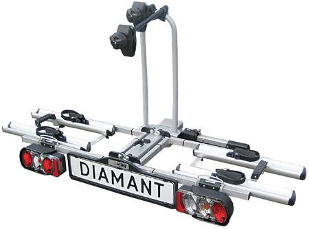 picture Fietsdrager Diamant Vouwbaar inclusief opbergtas