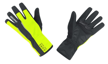 picture Power SO Handschoenen Black/Neon Yellow