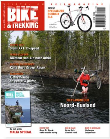 picture Magazine: Bike & Trekking #4 2012