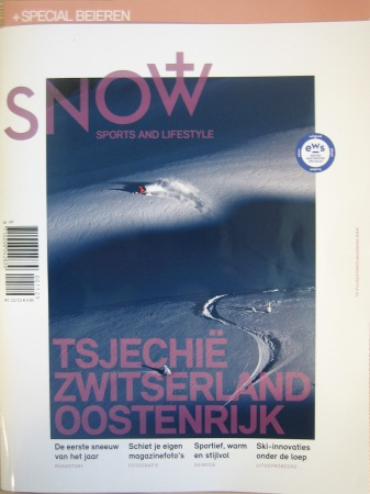 picture Magazine: Snow #1 2012/2013