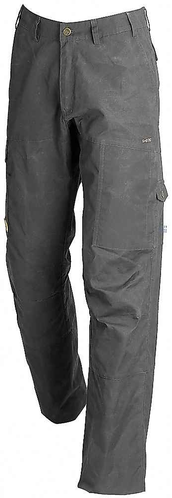 Fjällräven Karl Winter Trousers Dark Grey Heren