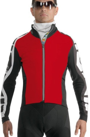 picture Campionissimo iJ bonKaCento.6 Jacket Red Swiss Heren