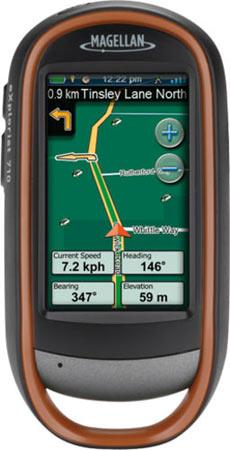 Magellan GPS en Navigatiesystemen