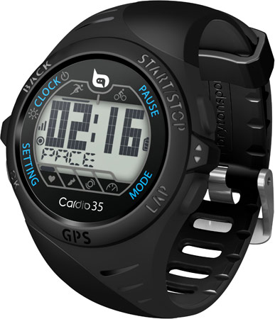 Bryton Cardio 35E GPS Sporthorloge