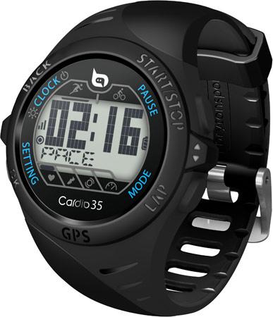 Bryton Cardio 35T GPS Sporthorloge Met Hartslag