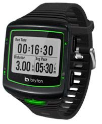 Bryton Cardio 40H GPS Sporthorloge Met Hartslagmeter