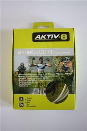 picture Race Derailleurkabelset 4.1mm RVS Slick Topline Evo