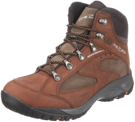 Colorado Mid Brown Orange Wandelschoen Heren