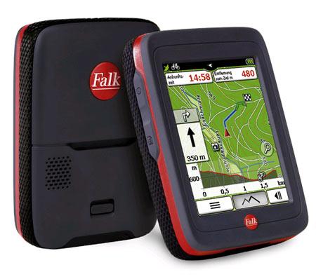 Falk Ibex 30 Cross GPS Duitsland