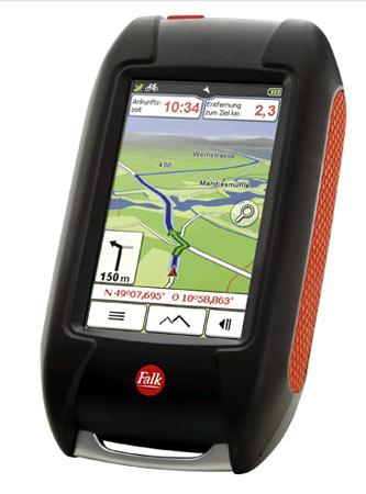 Falk Lux 30 GPS Duitsland