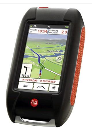 Falk Lux 40 GPS Duitsland