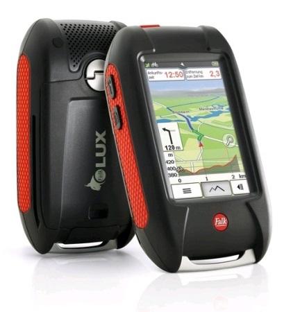 Falk Lux 32 GPS Benelux