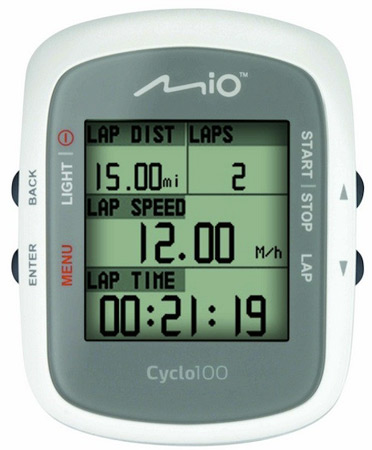 picture Cyclo 100 GPS Fietscomputer