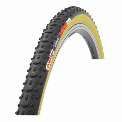 picture 700X33C Grifo Open Zwart/Bruin Cyclocross Vouwband