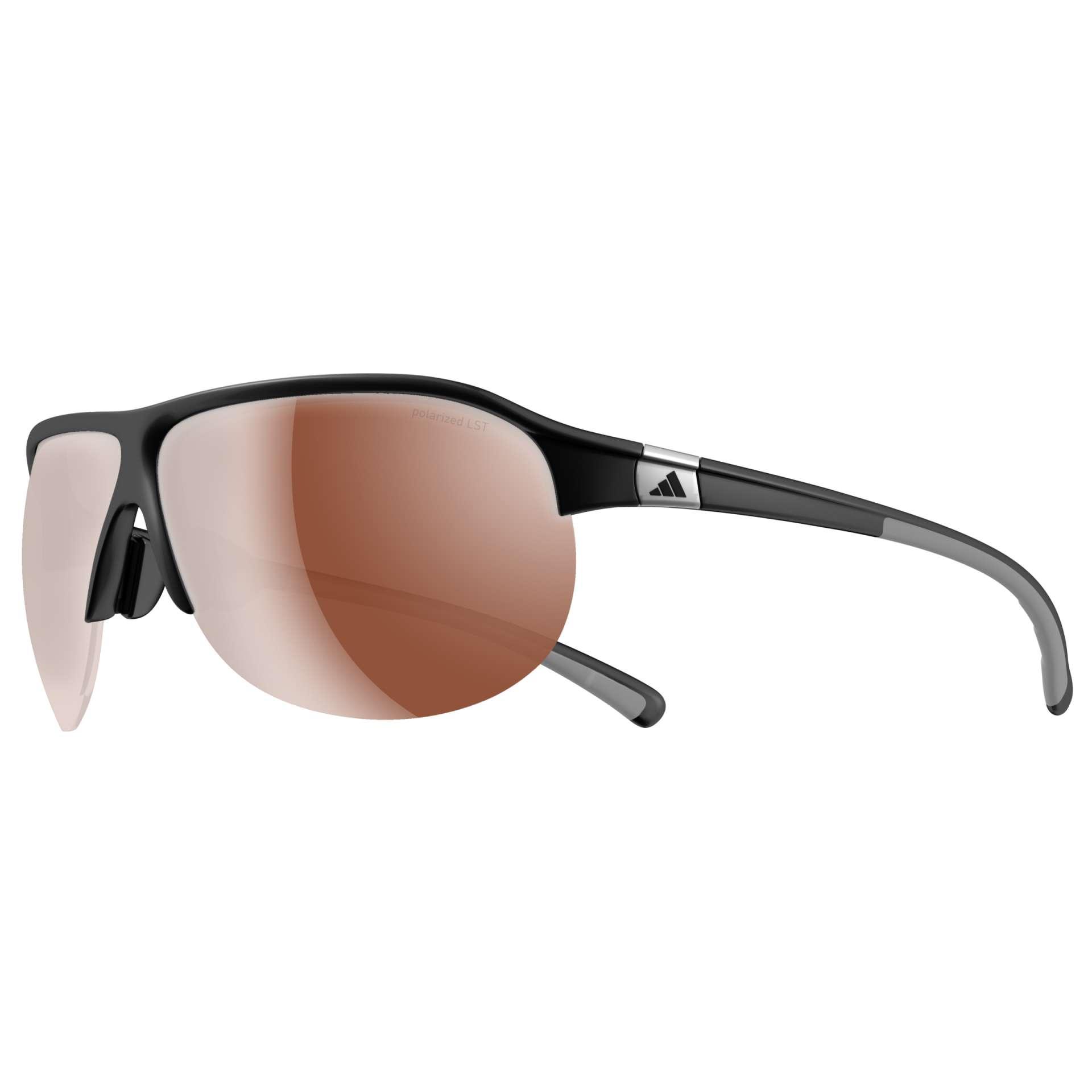 d4895e51f8c458 adidas Tourpro L Sportbril Mat Zwart Grijs koop je bij Futurumshop.nl