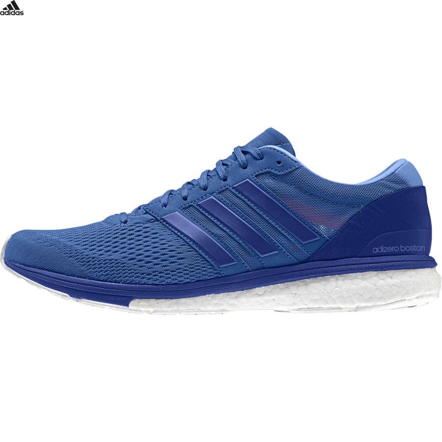 best website 14d11 467d0 adidas Adizero Boston 6 Hardloopschoenen BlauwWit Dames