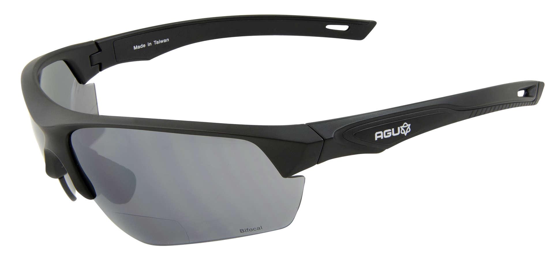 4fda7e321bd46f AGU Medina Sportbril op Sterkte Zwart koop je bij Futurumshop.nl