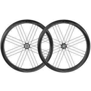 Campagnolo Bora WTO 45 Carbon Disc Race Wielset Zwart