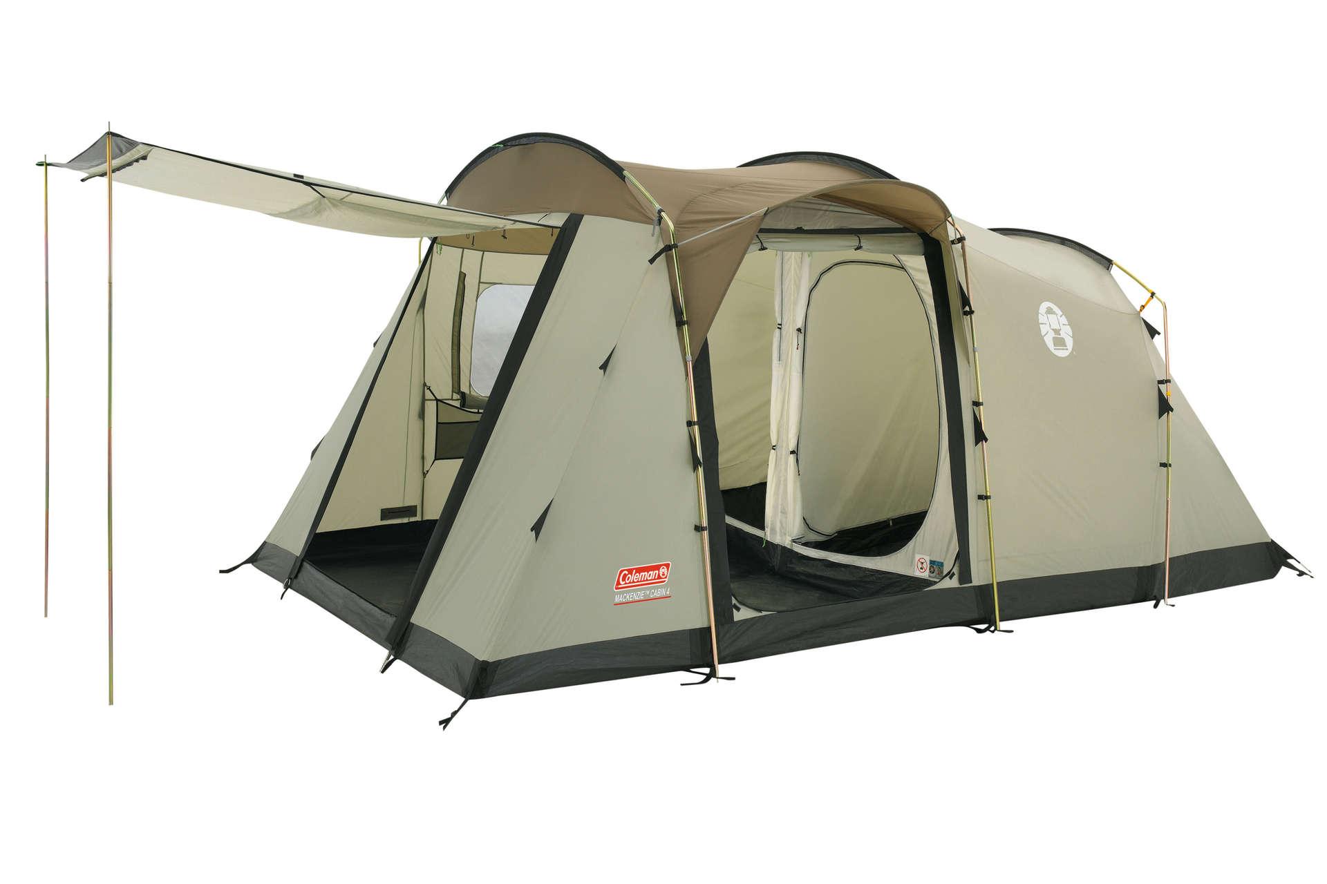 Coleman MacKenzie Cabin 4 Tent koop je bij Futurumshop.nl