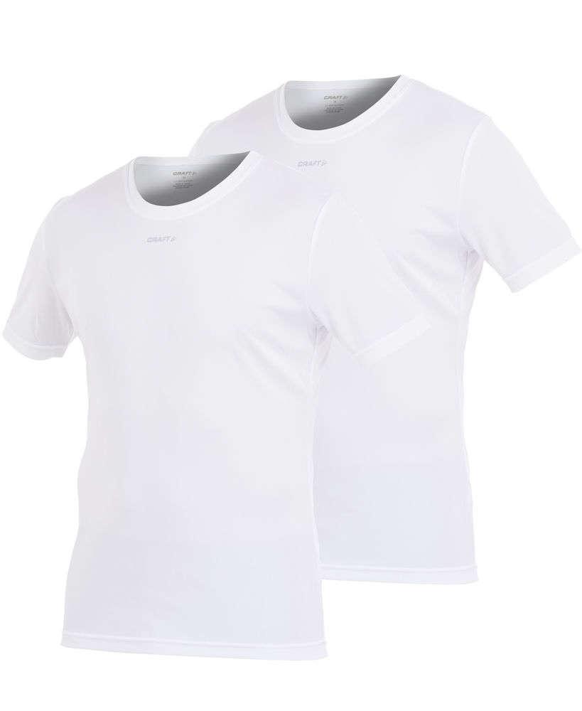 3c559ce2f4e Stay Cool Multi 2-pack Ondershirt Korte Mouwen Wit Heren