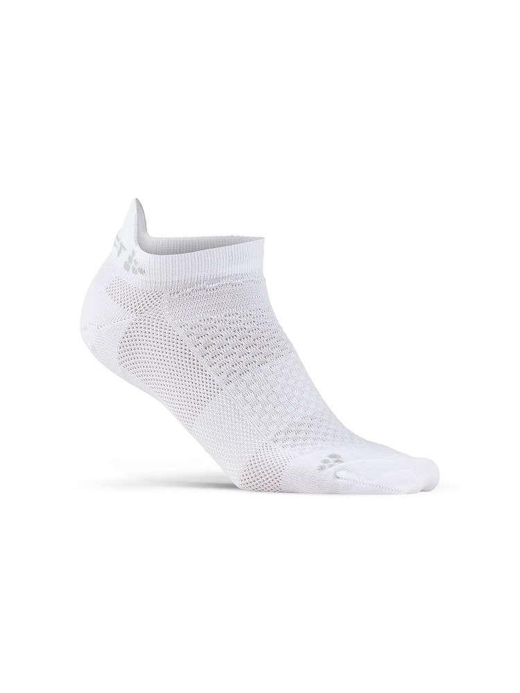 Craft Cool Shaftless 2-pack Sokken Wit
