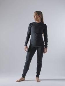 Craft CORE Dry Thermo Onderkleding Set Zwart Dames