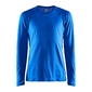 Craft ADV Essence Hardloopshirt Lange Mouwen Blauw Heren
